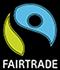 The Fairtrade Logo.